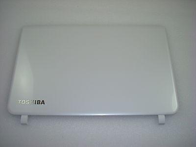 TOSHIBA SATELLITE L50-B SERIES LCD SCREEN LID REAR COVER WHITE A000291090