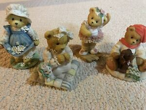 Authentic Cherished Teddies Bundle
