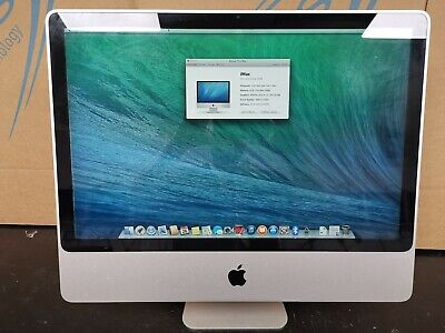 "Apple iMac A1225 All In One 24"" Intel 2.93 GHz 500GB 8GB DDR3 NVidia REFURBISHED"