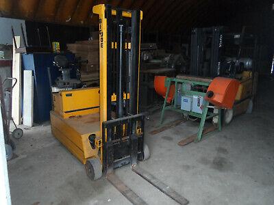 Big Joe Electric Counterbalance Forklift - Walk Behind Forklift