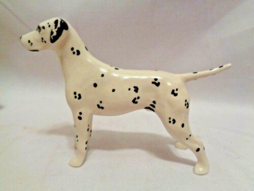 Genuine Beswick England Dalmation Dog Small Size Porcelain