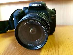 Canon Eos 600D Dig cam Woolloongabba Brisbane South West Preview