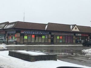 Retail space available Brampton near college- short term lease