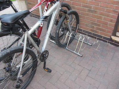 3 Section Stand alone bicycle Rack/ Bike Rack/ Storage Stand