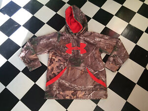 Under Armour Real Tree Camouflage Hoodie