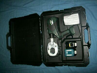 Greenlee Gator Esg50l Esg50l11 Aluminum Copper Al Cu Cable Cutter 6.2 Tonne