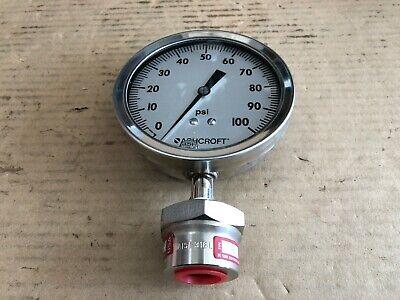 Ashcroft Pressure Gauge 310