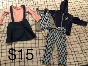 18-24m clothing