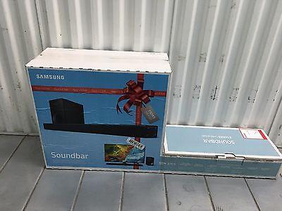 Samsung HW-K360 2.1-Channel Soundbar System with Wireless Subwoofer
