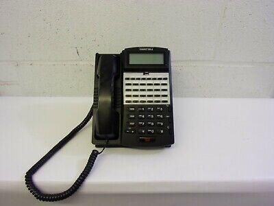 Iwatsu Ix-24ktd-3 24 Button Display Multi-line Phone Black