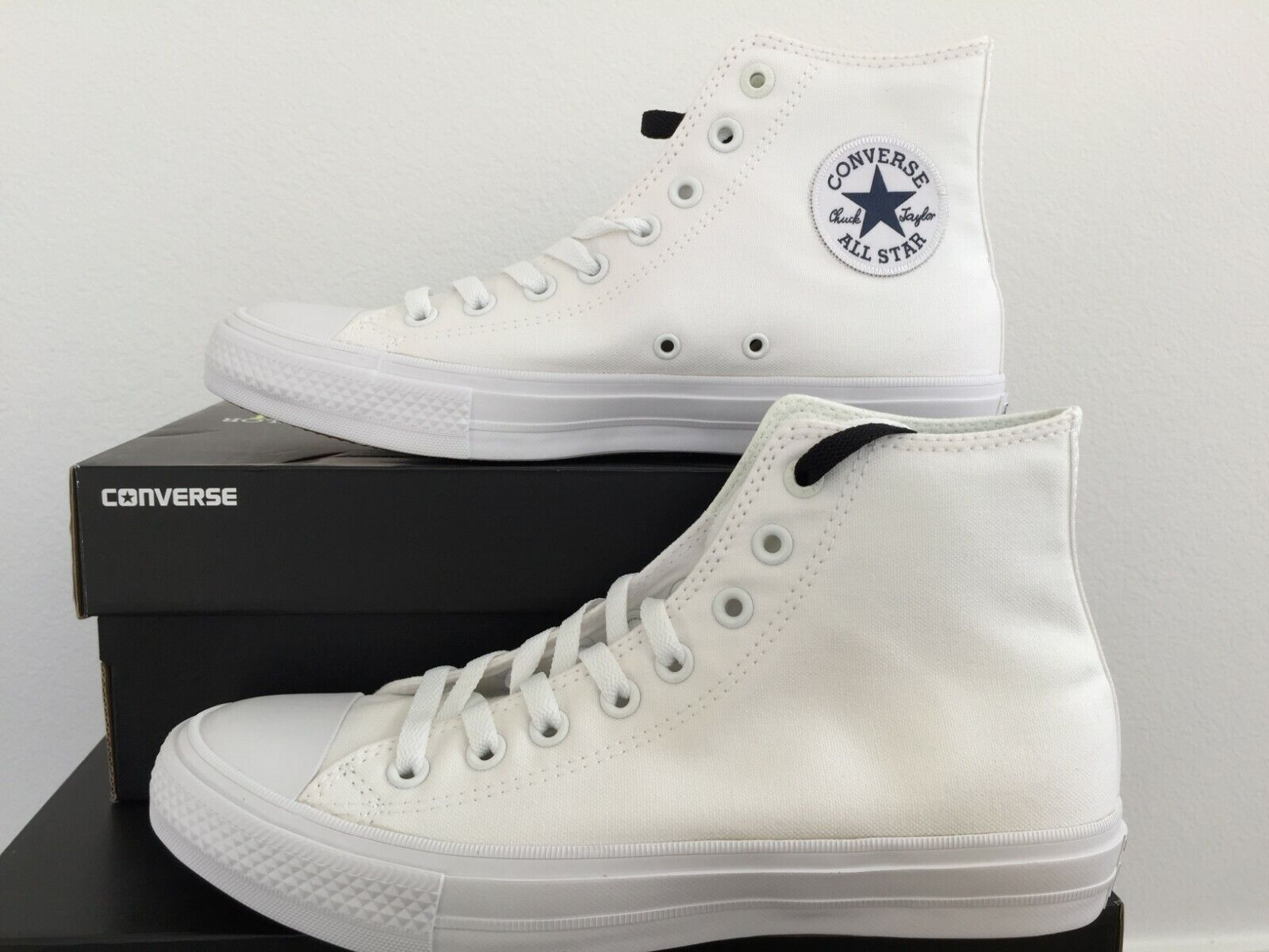 NEW Converse Chuck Taylor All Star II 2 Hi Skate Shoes Mens