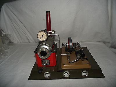DDR Dampfmaschine Merbelsrod