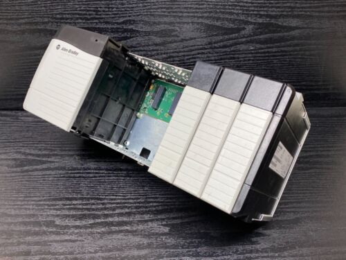 Allen Bradley 1756-PA75 B 1756-A7 B ControlLogix Combo 7 Slot Rack Power Supply