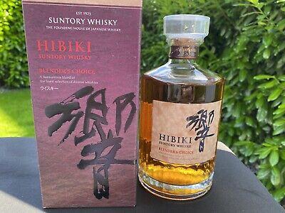 HIBIKI Suntory Whisky Blenders Choice - 43 % - 700 ml - RARE!!!