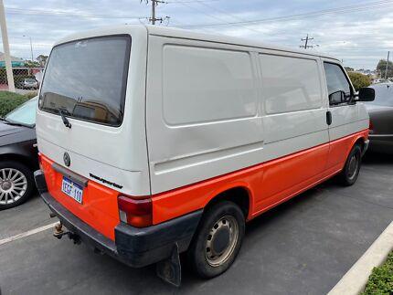 VW T4 TRANSPORTER 1996 LICENSED GOOD BODY NOT RUNNING Midvale Mundaring Area Preview