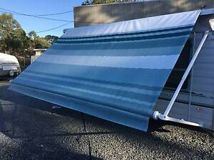 CARAVAN ROLL OUT AWNINGS CAREFREE Thorneside Redland Area Preview