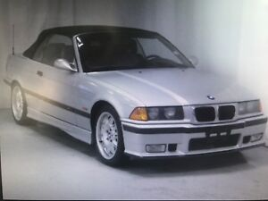 BMW M3 1998 in a very nice condition