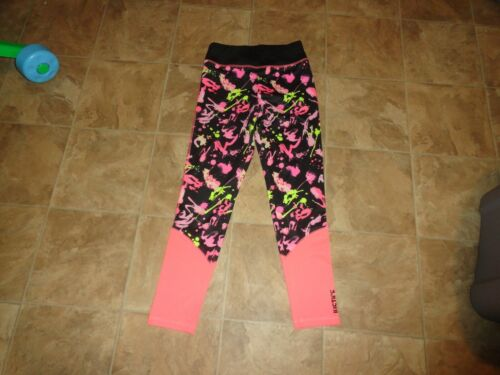 Girls Justice Active Leggings Size 14