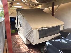 Vintage Camper Trailer Semaphore Port Adelaide Area Preview
