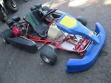 2012 Honda Kart Twin 200cc Honda engines endurance go kart West Ipswich Ipswich City Preview
