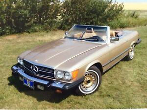 1983 Mercedes Benz