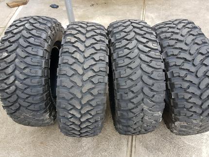 315 75 16 Comforser Cf3000 mud tyres near new