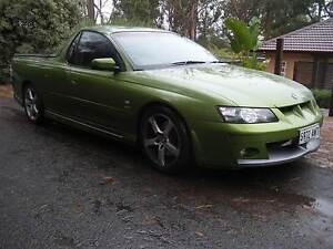 VY HSV Maloo 5/2003 158K auto, all original Hot house green Crafers Adelaide Hills Preview
