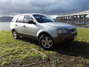 FROM $42 P/WEEK ON FINANCE* 2005 Ford Territory TS Wagon North Hobart Hobart City Preview