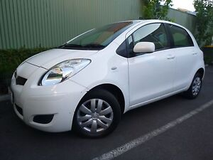 2011 TOYOTA YARIS - AUTO - LOW KM'S - ONE OWNER Goodwood Unley Area Preview