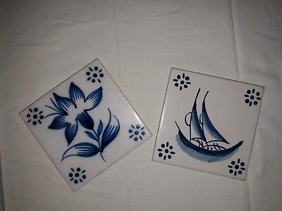 Two Portuguese Tiles