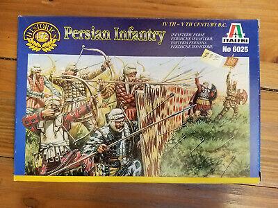 Persian Infantry 4th 5th C BCE Italeri 1/72 Complete 6025