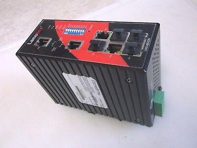 LANOLINX LNX-800N INDUSTRIAL ETHERNET SWITCH