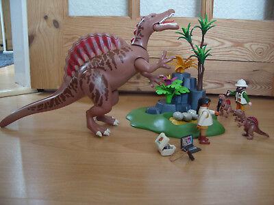 193 Playmobil Playmobil Ersatzteile Dino Tricerotops Baby   gebraucht