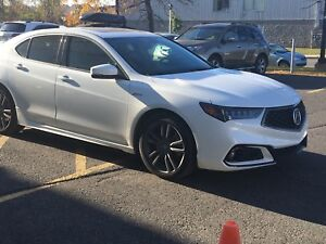 Acura TlX Aspec Tech 2018