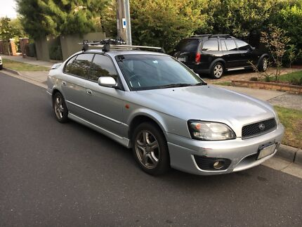 2002 Subaru Liberty RX