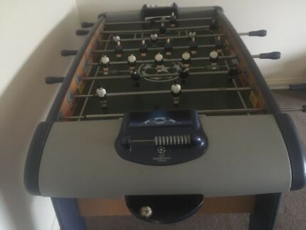 Football table Flagstaff Hill Morphett Vale Area Preview