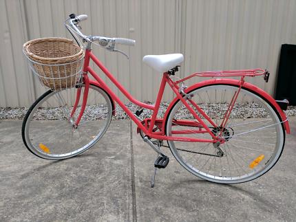 Ladies Vintage Reid Bike - Red