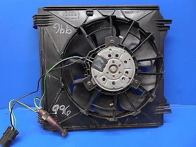 Porsche 986 Boxster Amp 996 911 Oem Radiator Cooling Fan