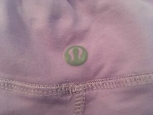 Lilac lululemon leggings