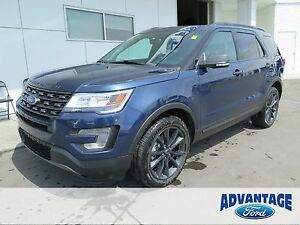 2017 Ford Explorer XLT Nav. Moonroof. Trailer Tow.