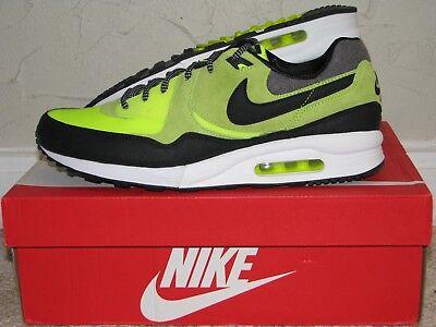 competitive price edba0 82d2e size  x Nike Air Max Light LE Endurance Volt Blk Mens Size 10 DS NEW!  396880-701