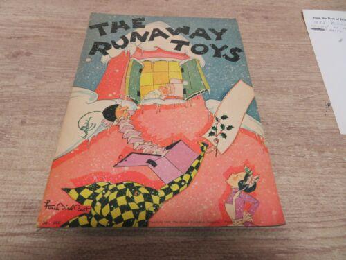 The Runaway Toys Activity Book No. 666 (1932) K 101