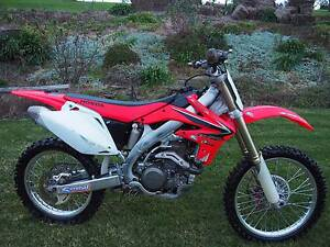 2008 Honda CRF450R Motorbike Canowindra Cabonne Area Preview