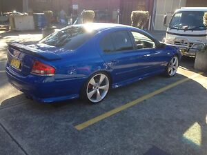 Wrecking ford falcon ba bf xr6 xr8 fairmont ute Chipping Norton Liverpool Area Preview