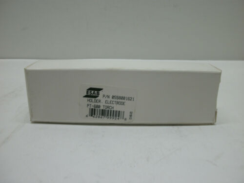 ESAB 0558001621 ELECTRODE HOLDER PT-600 TORCH NEW IN BOX