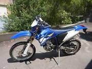 Yamaha WR450 Cardiff Lake Macquarie Area Preview