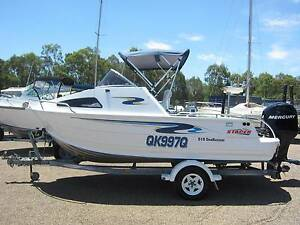 Stacer 519 Sea Runner Tingalpa Brisbane South East Preview