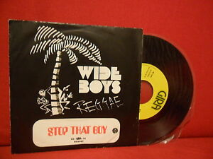 1980-WIDE-BOYS-Stop-That-Boy-7-45-MINT-OBSCURE-SKA-REGGAE-DUB-Specials-2-TONE