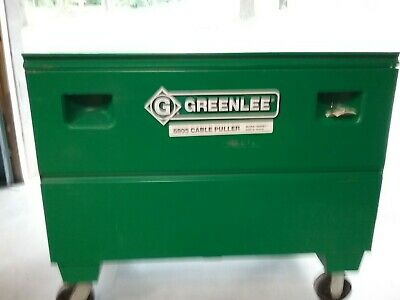 Greenlee 6805 Cable Puller Ultra Tugger 8000 Lbs.