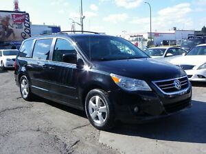 2009 Volkswagen Routan Highline LOADED|GPS|B.CAMERA|DVD|LEATHER|
